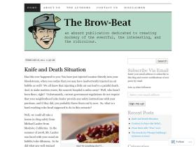 thebrowbeat.wordpress.com