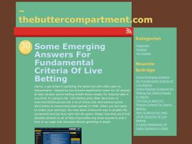 thebuttercompartment.com