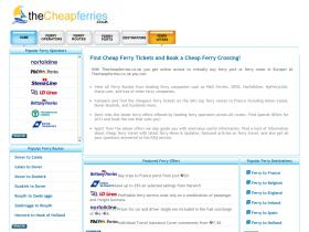 thecheapferries.co.uk