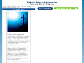 thechristiancolleges.com