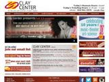 theclaycenter.org
