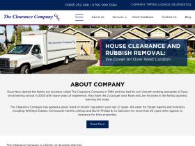 theclearanceco.co.uk