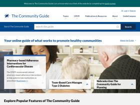 thecommunityguide.org