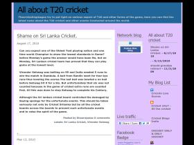 thecricketingleague.blogspot.com