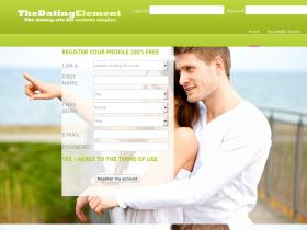 thedatingelement.com