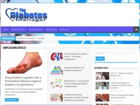 thediabetesmanager.com