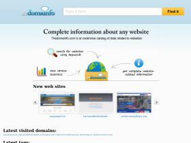 thedomainfo.com