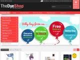 thedyeshop.co.uk