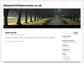 theelectricbikereview.co.uk
