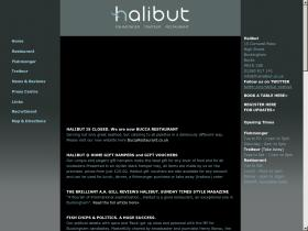 thehalibut.co.uk