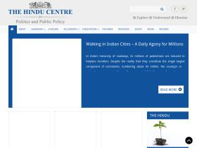 thehinducentre.com