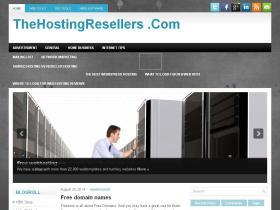 thehostingresellers.com