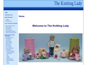 theknittinglady.co.uk