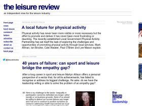 theleisurereview.co.uk