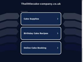 thelittlecake-company.co.uk