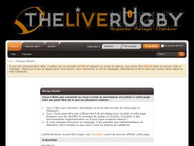 theliverugby.com