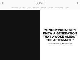 thelovemagazine.co.uk