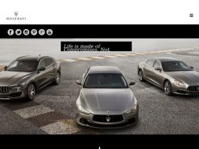 themaseraticlub.com