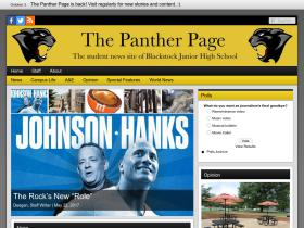 thepantherpage.com