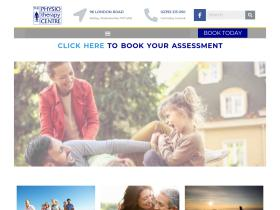 thephysiocentre.co.uk