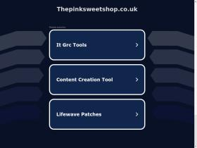 thepinksweetshop.co.uk