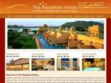 therajasthanhotels.com