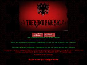 therandamusic.com