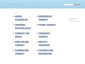 therapy-abuse.net