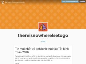 thereisnowherelsetogo.tumblr.com