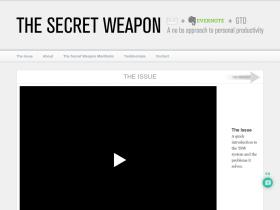 thesecretweapon.org