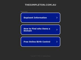 thesimpleton.com.au
