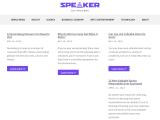 thespeaker.co