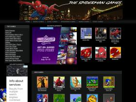 thespidermangames.com