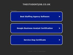 thestudentjob.co.uk
