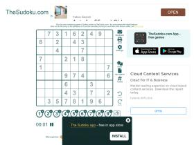 40 Similar Sites Like Sudoku org uk - SimilarSites com