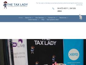 thetaxlady.co.nz