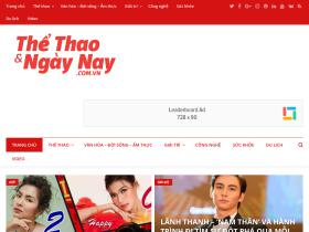 thethaongaynay.com.vn