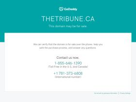 thetribune.ca