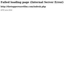 thetupperwarefilm.com