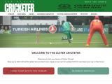 theulstercricketer.com