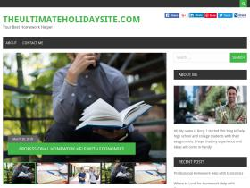 theultimateholidaysite.com