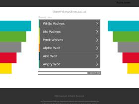 thewhitewolves.co.uk