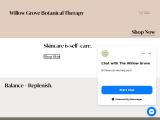 thewillowgrove.com