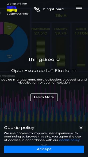 Thingsboard io Analytics - Market Share Stats & Traffic Ranking