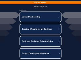 thinkphp.ro