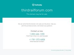 thirdrailforum.com