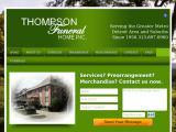thompsonfuneralhomedetroit.com