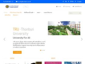 thonburi-u.ac.th
