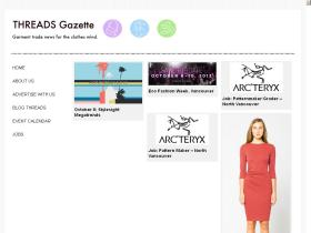 threadsgazette.com