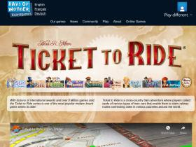 ticket2ridegame.com